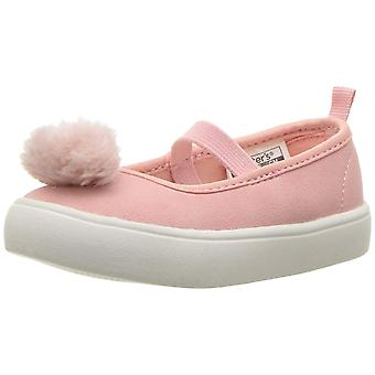 Carter's Kids Girl's Anessa Pink Casual Maryjane Mary Jane Flat