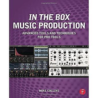 In het vak muziekproductie: geavanceerde Tools en technieken voor Pro Tools