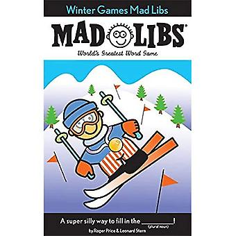 Winter Games (Mad Libs Series)