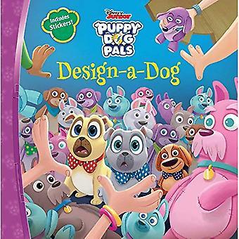 Puppy hond Pals Design-A-hond