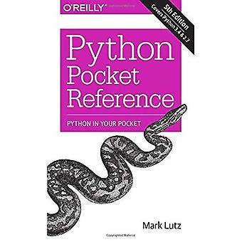 Python de bolso referência (referência de bolso (o ' Reilly))