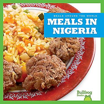 Repas au Nigéria (repas autour du monde)
