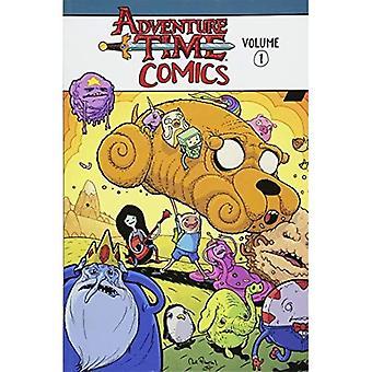Eventyr tid tegneserier Volume 1