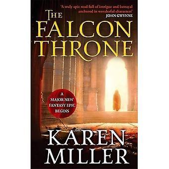 Le trône de Falcon: Réservez l'une de la Couronne ternie