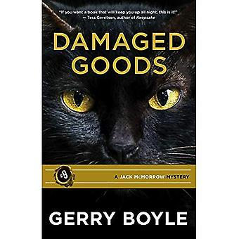 Damaged Goods: A Jack McMorrow Mystery #9 (Jack McMorrow Mystery)
