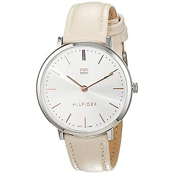 Tommy Hilfiger ladies quartz analog leather strap and classic-1781691