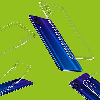 Für Xiaomi Mi 9 Silikoncase TPU Schutz Transparent Tasche Hülle Cover Etui Zubehör Neu