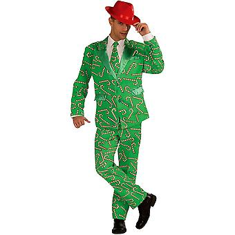 Christmas Suit Adult - 20011