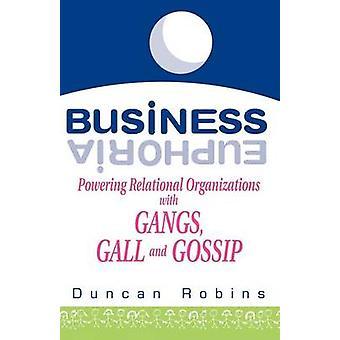 Business-Euphorie von Robins & Duncan