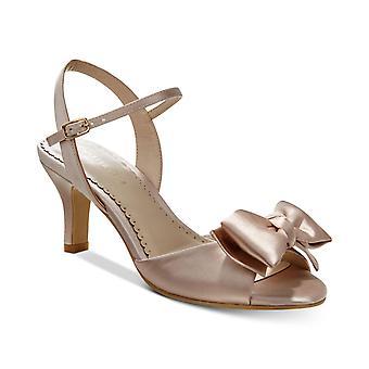Handvest Club Womens Ulivo Open teen speciale gelegenheid enkel riem sandalen