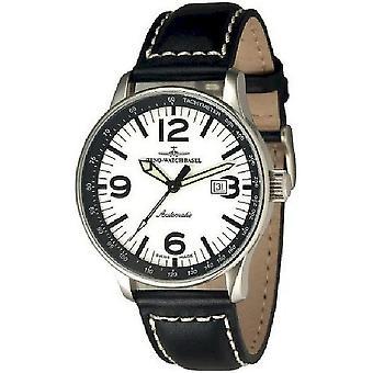Zeno-horloge mens watch tachymeter automatische 3650-i2