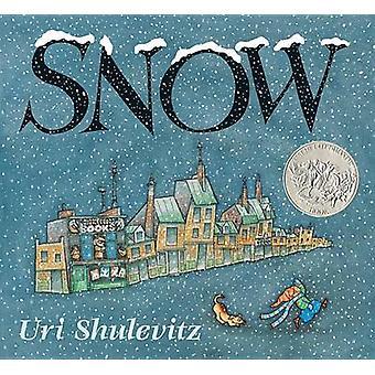 Snow by Uri Shulevitz - Uri Shulevitz - 9780374370930 Book