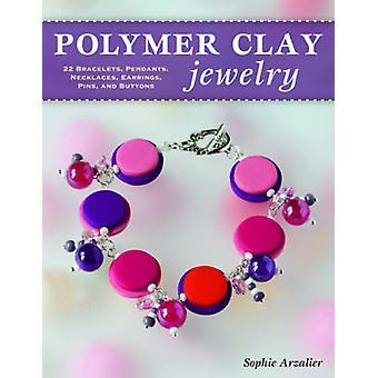 Polymer Clay Jewelry - 22 Bracelets - Pendants - Necklaces - Earrings