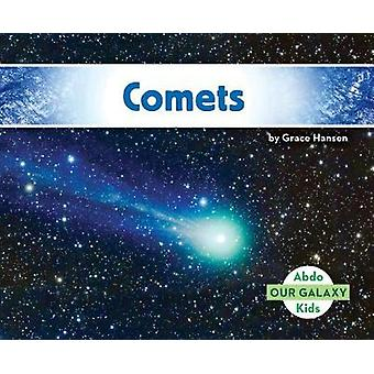 Comets by Grace Hansen - 9781532100505 Book