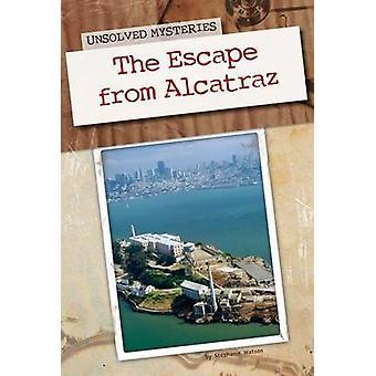 Escape from Alcatraz by Stephanie Watson - 9781617833038 Book