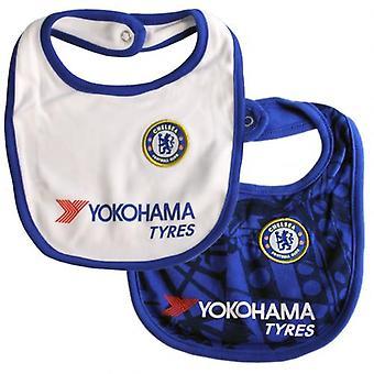 Chelsea 2 Pack Bibs CM