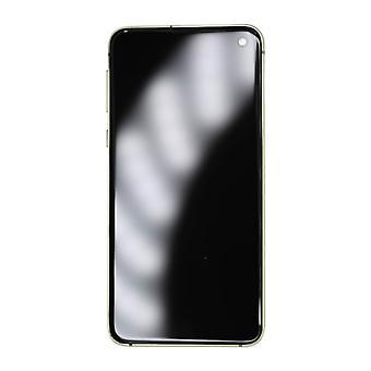 Echte Samsung Galaxy S10e Kanarische gelb LCD-Bildschirm | iParts4u