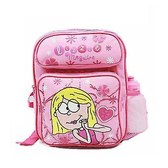 Small Backpack Lizzie McGuire w/Water Bottle School Bag Girls 22753