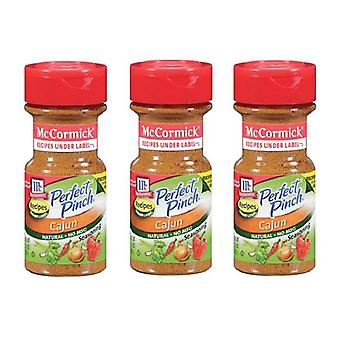 McCormick Perfect Pinch Cajun Condimentación 3 Pack