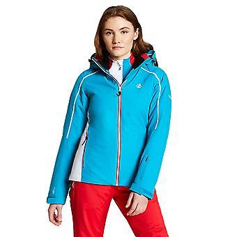 Dare 2b kvinner comity vanntett pustende ski pels jakke