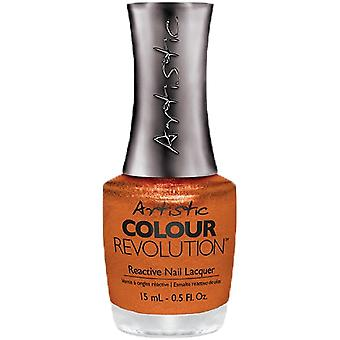 Artistic Colour Revolution Professional Reactive Nail Lacquer - You're Not Glistening To Me! 15ml (2300049)