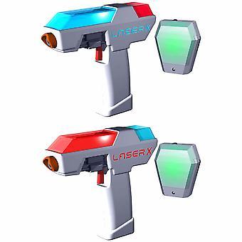 Laser X Micro Doppelset