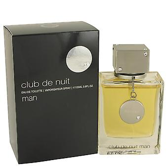 Club de nuit eau de toilette spray by armaf   535910 106 ml