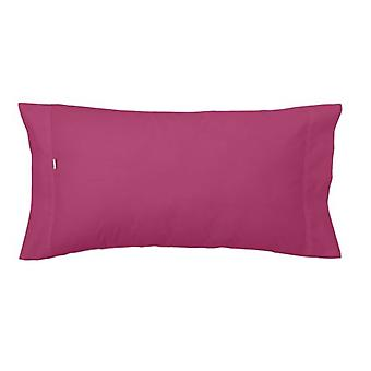 Wellindal Pillow Case Combi Lisos Fuchsia (Textile , Bed Linens , Pillowcase)