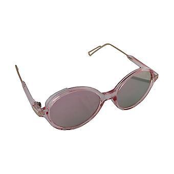 Gafas de sol UV 400 Oval Roze1874_5