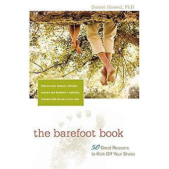 El libro descalzo: 50 grandes razones inaugurará sus zapatos