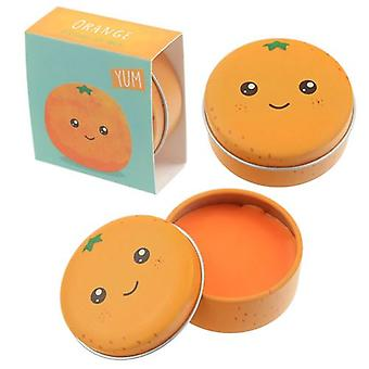Orange Fruity Face Lip Balm