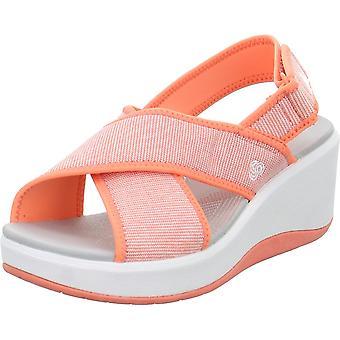 Clarks Step Cali Cove 261407434 uniwersalne letnie buty damskie