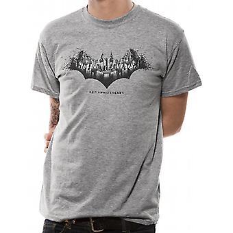 Batman-80Th Anniversary T-Shirt
