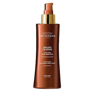 Esthederm Sun Kissed Self-Tanning Body Lotion Light Tan 150ml