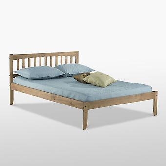 Porto Bed-Pine