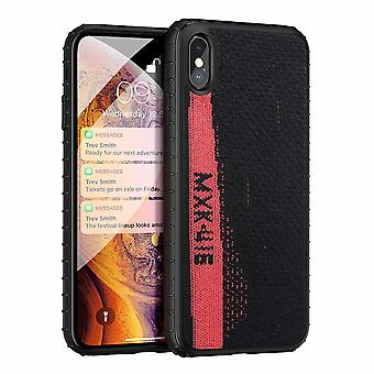BackCover Sneaker for Apple iPhone X - XS Black