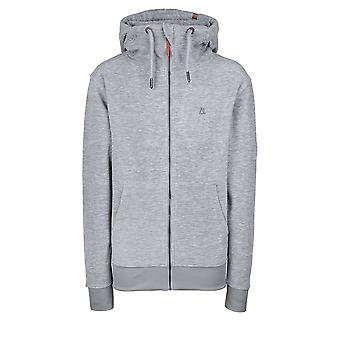Alife and Kickin Sporty Warm Comfortable Men's Polarfleece Jacket Hoodie with Hood Freddy Size L-4XL