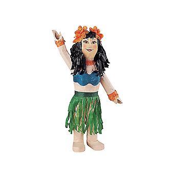 Unique Party Hula Dancer Pinata