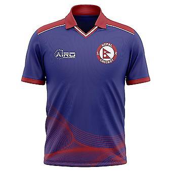 Nepal Cricket Concept Shirt 2019-2020