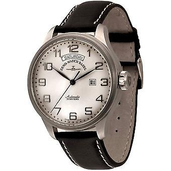 Zeno-Watch Men's Watch OS Retro Big 8554DD-12-e2