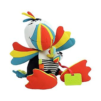 Dolce Toys Knuffel Puffin De Pappegaai
