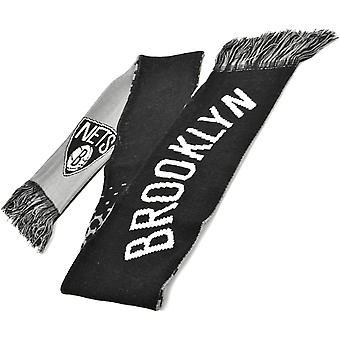 Brooklyn Nets Official NBA Fade Scarf