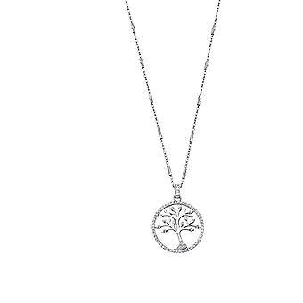 Lotus Silver LP1780-1/1 necklace and pendant - tree of life tree Silver Silver