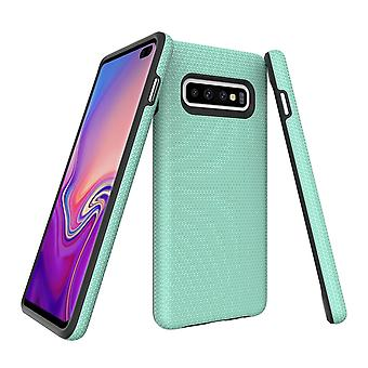 Pour Samsung Galaxy S10 Plus Case, Armour Mint Protective Durable Phone Cover