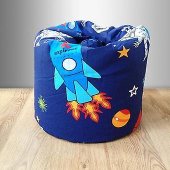 Space Boy Childrens Charakter gefüllt Beanbags Kinder Schlafzimmer Spielzimmer Möbel Bean Bag