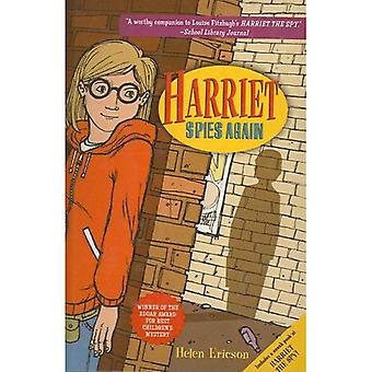 Harriet espiões novamente (Harriet os espião Adventures (Prebound))