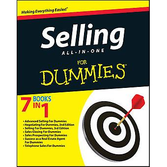 Selling AllinOne For Dummies by Consumer Dummies