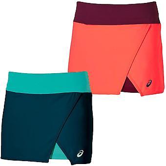 Asics Womens Padel Sports Tennis Training Active MotionDry Skirt Shorts Skort