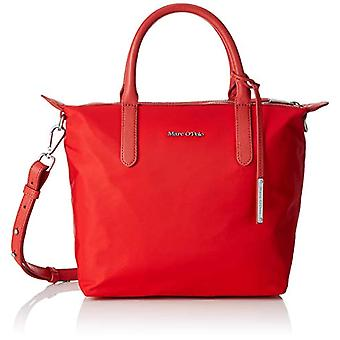 Marc O'Polo Lea - Women's Red Shoulder Bags (Red Pomegranates) 12x25x38 cm (B x H T)