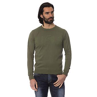 Pullover Military Green Rich John Richmond Man